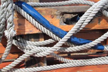corde al porto