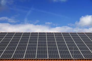 Sonnenenergie Solarstrom © Matthias Buehner