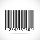 Fototapety Barcode Illustration