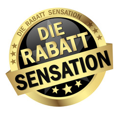 Button - DIE RABATT SENSATION