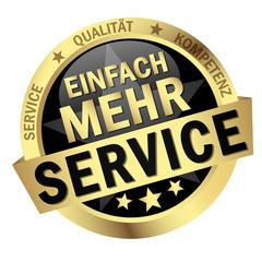 Button - EINFACH MEHR SERVICE
