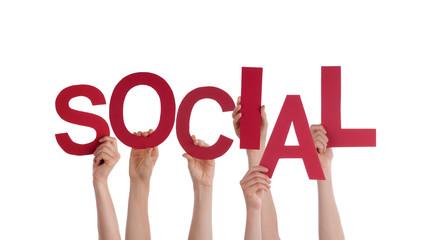 Hands Holding Social