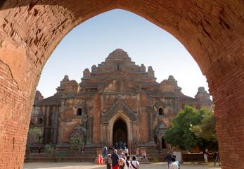Dhammayangyi stupa, Brick temples in Bagan