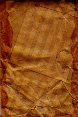 Abstract background grunge notes paper