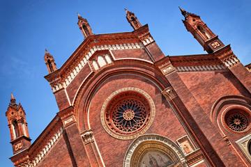 Kirche Santa Maria del Carmine in Mailand