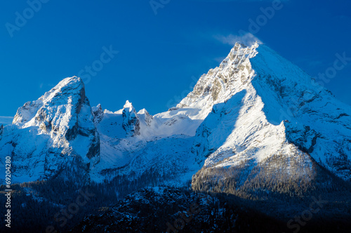 canvas print picture Watzmann