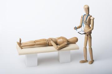 Ambulanz, Notaufnahme