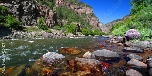 Colorado River Glenwood Canyon - 69204679