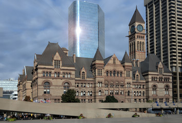 Old City Hall in Toronto,Canada