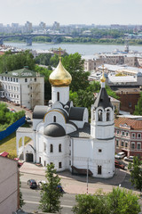 RUSSINIZHNY NOVGOROD, Church of Our Lady of Kazan