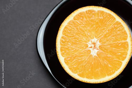 canvas print picture Orange