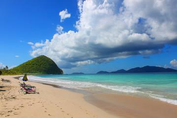 Smugglers on Tortola British Virgin Islands