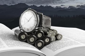 bulet time book
