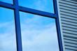 canvas print picture - Fassade und Fenster