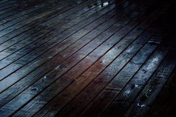 wet deck boards