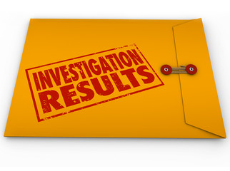 Investigation Results Yellow Envelope Research Findings Report