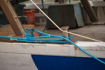 dettaglio peschereccio