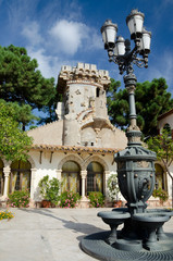 Spanish spa resort