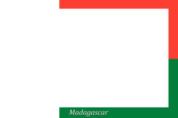 Rahmen Madagaskar