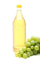 aceto di vino in bottiglia