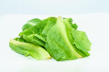 cos vegetable cut
