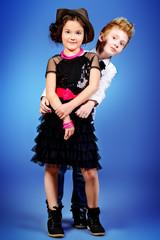 glamorous kids