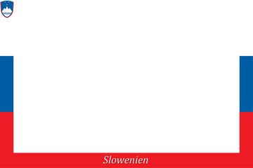 Rahmen Slowenien