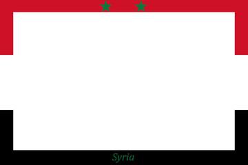 Rahmen Syrien