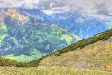 Berglandschaft - Bichlbach - Kohlspitzberg 3
