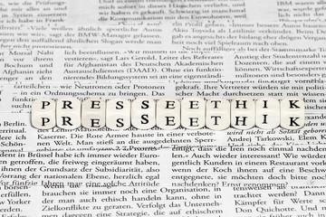 Presseethik