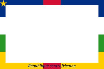 Rahmen Zentralafrika