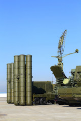 Air defense complex C 400