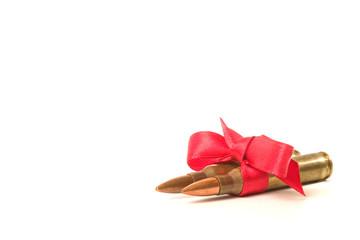 bullet present
