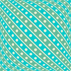 Vintage diagonal stripe pattern (tiling)