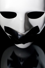 silenced mask