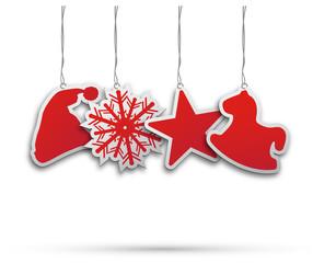 XMAS Anhänger *** Weihnachtsdekoration2