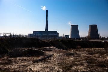 Cogeneration plant in Kyiv, Ukraine