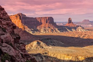 Canyonlands National Park Scenic Landscape