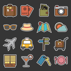 travel icon
