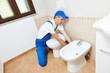 plumber man worker