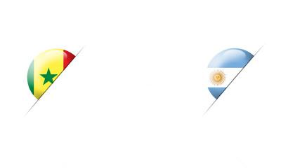 Basketball World Cup 2014 Senegal vs Argentina