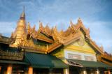 Soon U Pone Nya Shin Paya Pagoda on Sagaing hill,Myanmar.