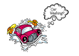 Car washsing service