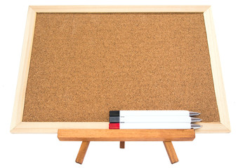 Board and pen