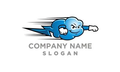 Fast Cloud Logo