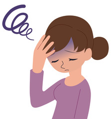 女性/頭痛