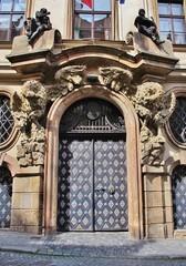 Prag, Barockportal