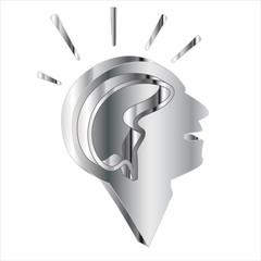 Kopf 3D