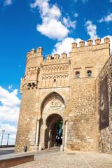 Toledo mosque Spain