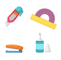 Education tools vector